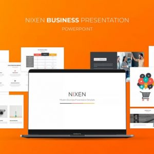 Nixen Powerpoint Template