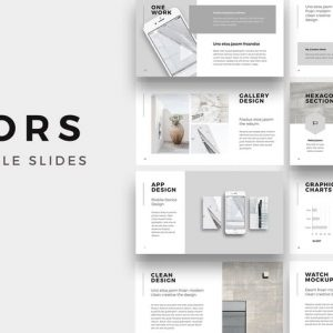 NORS - Google Slides Template