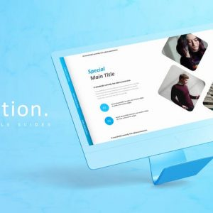 Notion - Google Slides Template