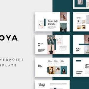 NOYA - Powerpoint Template