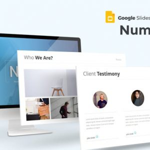 Numia - Google Slides Template