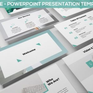 Optimize - Multipurpose Powerpoint Template