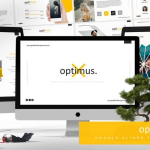 Optimus - Google Slides Template