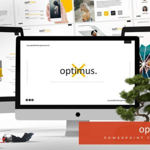 Optimus - Powerpoint Template