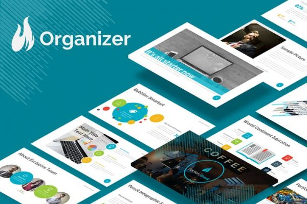 Organizer - Google Slides Template