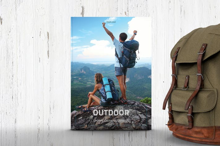 Outdoor - Clothing Product Catalogue