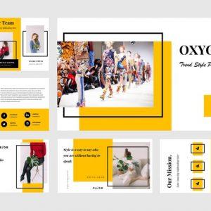 Oxygen Powerpoint Presentation