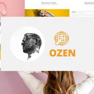 OZEN Powerpoint Template