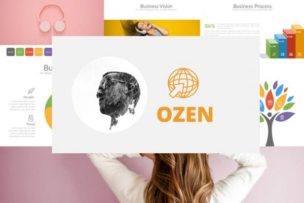 OZEN Powerpoint Template