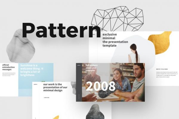 PATTERN Powerpoint Template