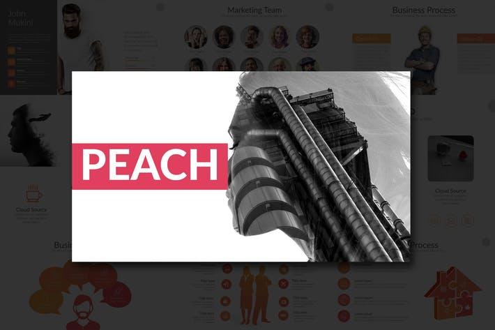 PEACH Google Slides