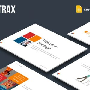 Petrax - Google Slides Template