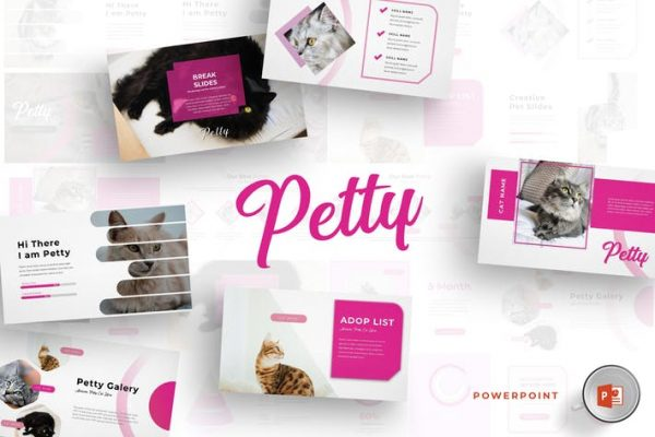 Petty - Powerpoint Template