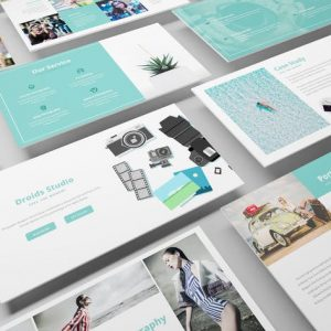 Photography Google Slide Template