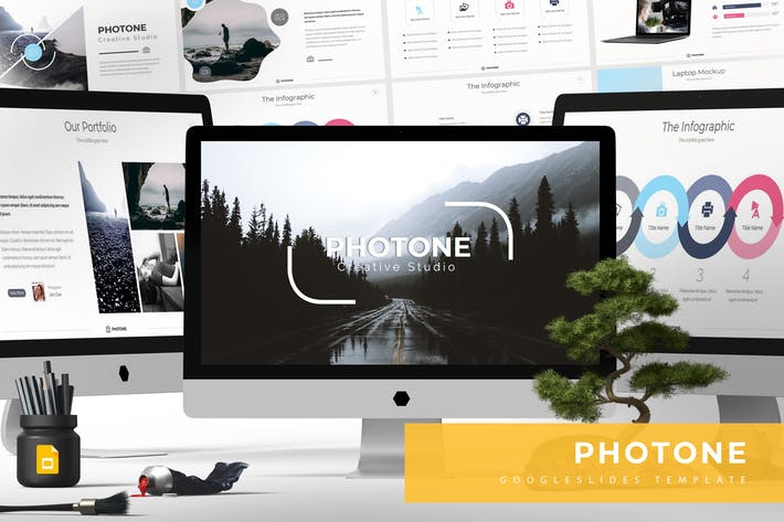 Photone - Google Slide Templates