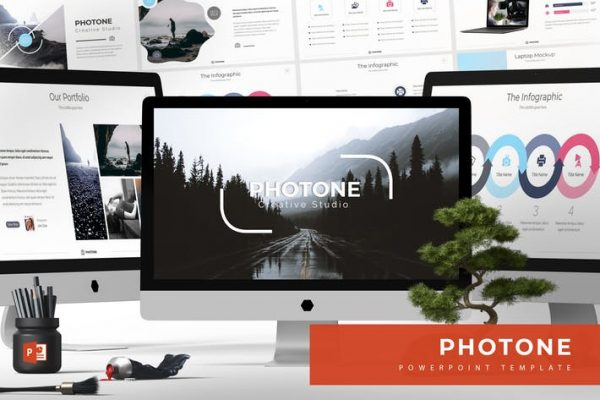Photone - Powerpoint Templates