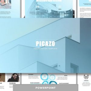 Picazo - Architecture Powerpoint Template