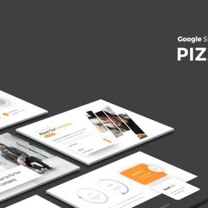 Pizzi - Google Slides Template
