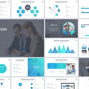 Planner Presentation Google Slides Template