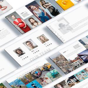 Pocketgraph Photography Google Slide Presentation