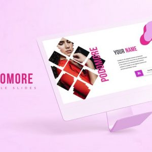 Podomore - Google Slides Template