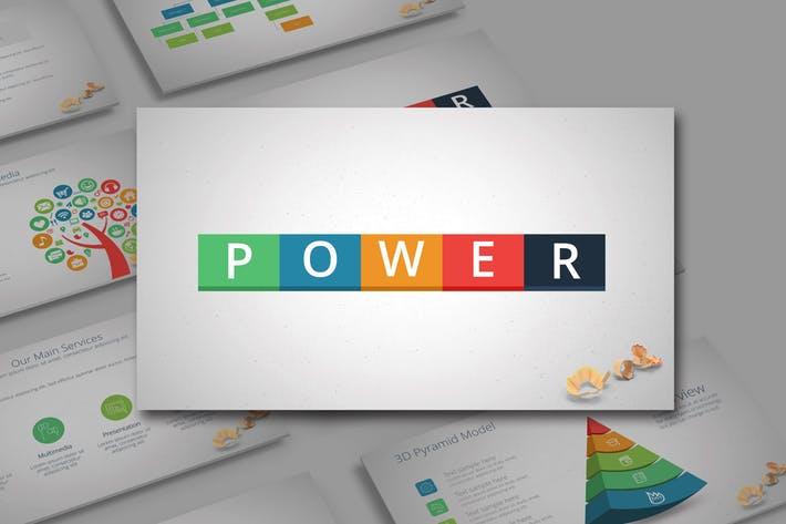 POWER Google Slides