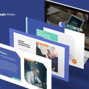 Power - Google Slides Template