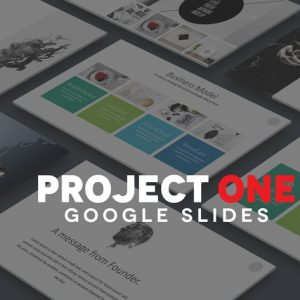 PROJECT ONE Google Slides