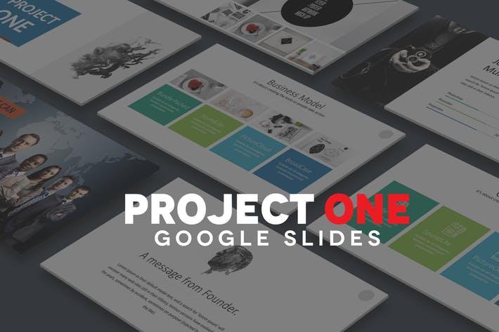 PROJECT ONE Google Slides