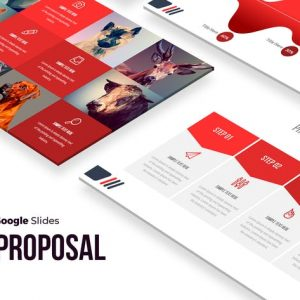 Proposal - Google Slides Template