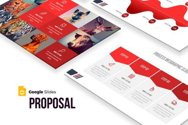 Proposal - Google Slides Template