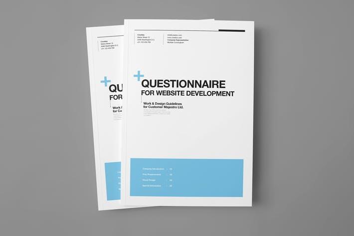 Questionnaire Proposal