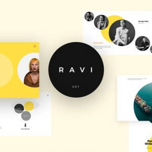 RAVI Powerpoint Template