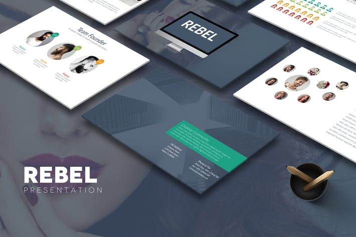 REBEL Google Slides
