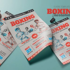 Retro Boxing Tournament