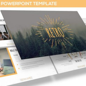 Retro - Powerpoint Template