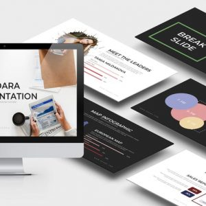 Roara : Multipurpose Powerpoint Template