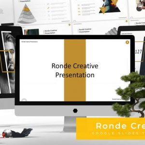 Ronde - Google Slides Template