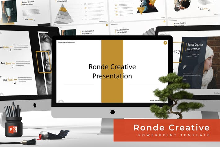 Ronde - Powerpoint Template