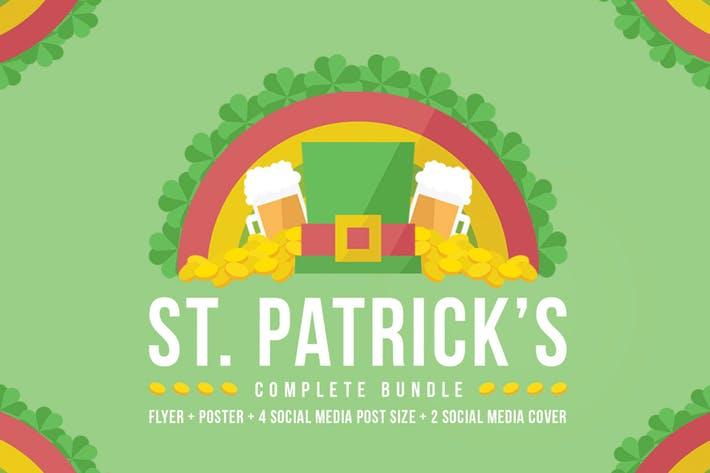 Saint Patrick's Day Festival Bundle
