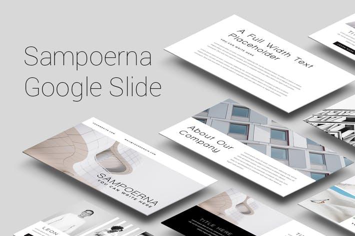 Sampoerna Google Slide Template