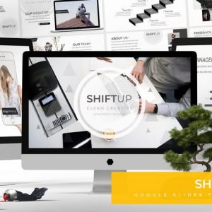 Shift Up - Google Slides Template