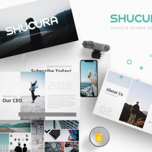 Shucura - Google Slides Template