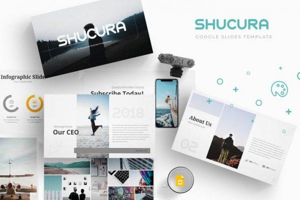 Shucura - Google Slides Template