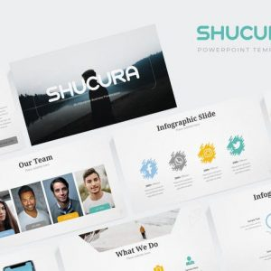 Shucura - Powerpoint Template