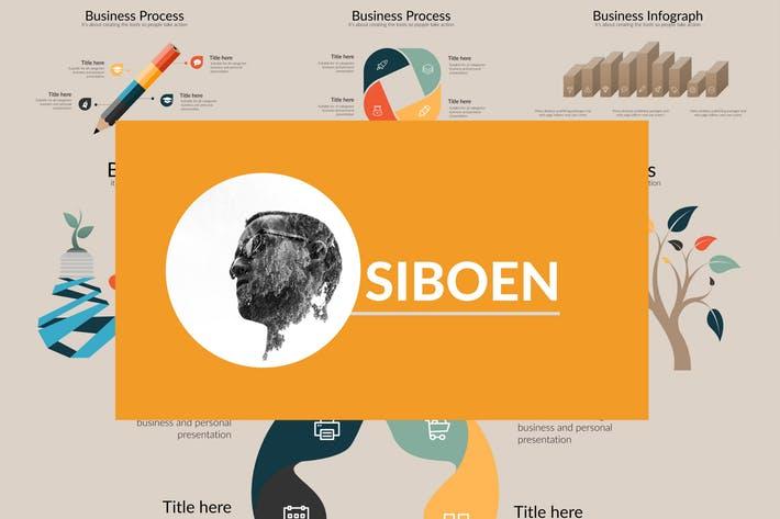 SIBOEN Powerpoint Template