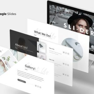 Slider - Google Slides Template