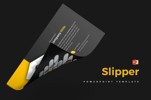 Slipper - Powerpoint Template