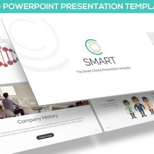 Smart - Powerpoint Template