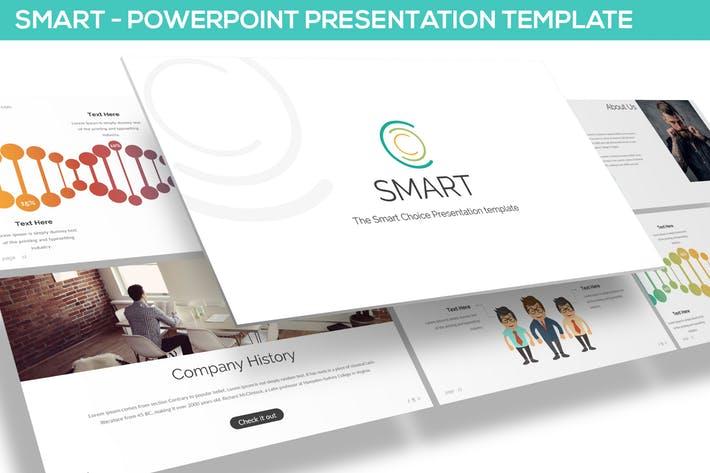 Smart - Powerpoint Template